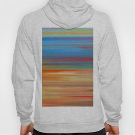 Astratto vivace Hoody