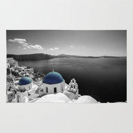 Santorini Blues Rug