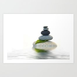 Balance And Harmony Art Print