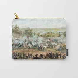 Battle Of Gettysburg -- American Civil War Carry-All Pouch