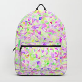 Bright triangles 212 Backpack