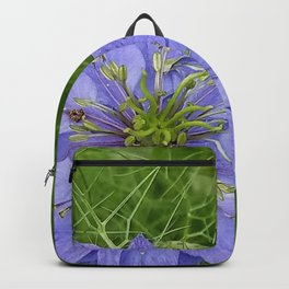 Love In A Mist Backpack