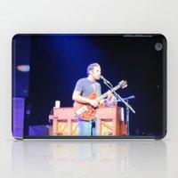 allyson johnson iPad Cases featuring Jack Johnson Virginia Beach by Hum Chee