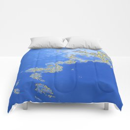 Orencyel : sky gazing before this golden melody Comforters