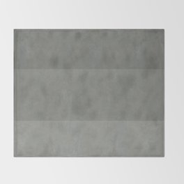 """Spring light grey horizontal lines"" Throw Blanket"