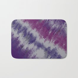 Fantastic purple Bath Mat