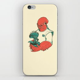 The Admiral's Trap iPhone Skin