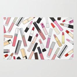 Lipstick Party - Light Rug