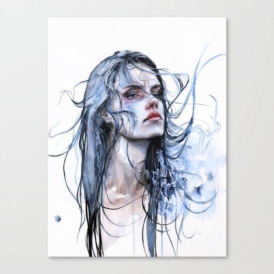 obstinate impasse Canvas Print