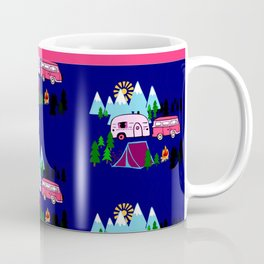 Lady Bed Rock Coffee Mug