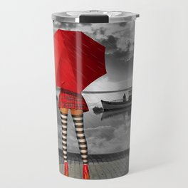Sunny outlook Travel Mug
