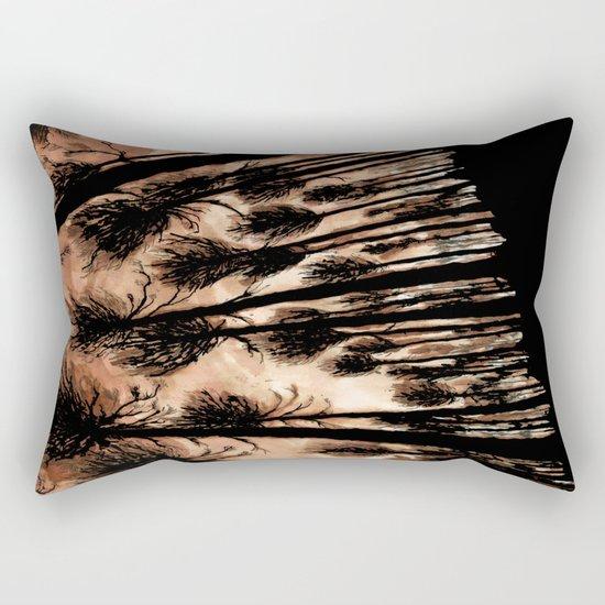 The Forest Rectangular Pillow