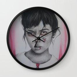 Princess Issues Wall Clock
