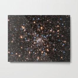Hubble Space Telescope - Hubble's view of dazzling globular cluster NGC 6397 Metal Print