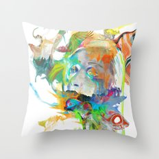 Morning Echo Throw Pillow