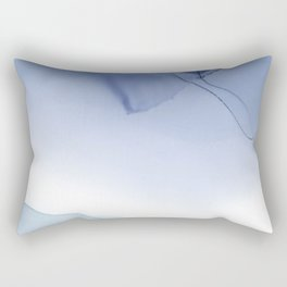 Ocean Ink 4 Rectangular Pillow