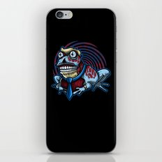 Hypnobey Toad iPhone & iPod Skin