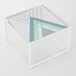 Iglu Mint Acrylic Box