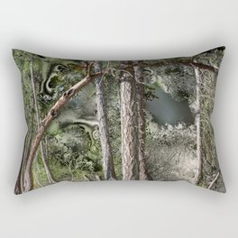 Arbutus 3 Rectangular Pillow