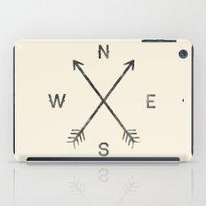 Compass (Natural) iPad Case