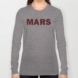 MARS Long Sleeve T-shirt