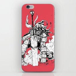 Great Sword iPhone Skin