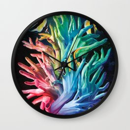 Ontology of Touch Wall Clock
