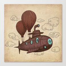 The Fantastic Voyage Canvas Print