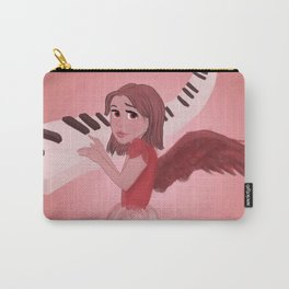 Little Music Angel  Carry-All Pouch