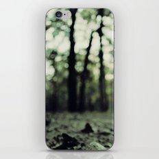 dark. iPhone & iPod Skin
