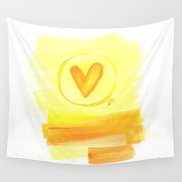 Prairie Love Wall Tapestry