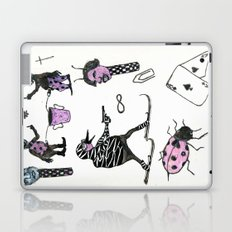 Duckey Threat Laptop & iPad Skin
