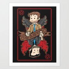 Kings Among Men Art Print