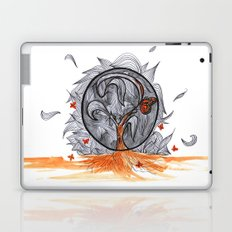 the orange prisoner Laptop & iPad Skin