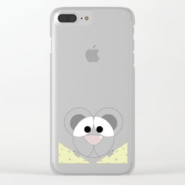 Mouse Clear iPhone Case