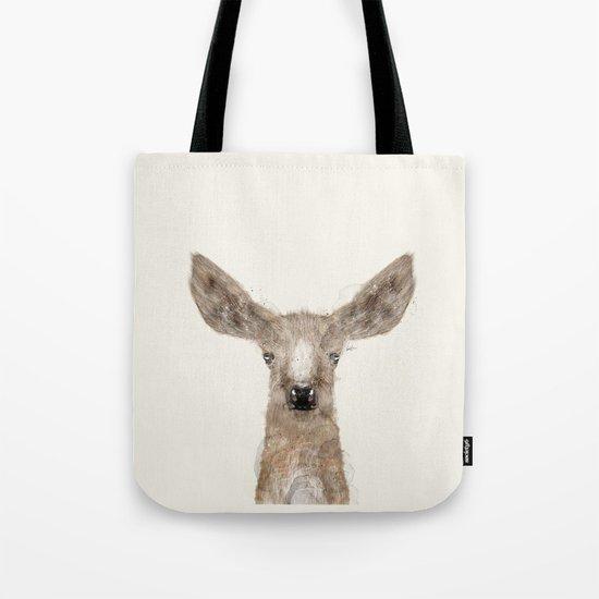 little deer fawn Tote Bag