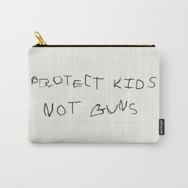 PROTECT KIDS NOT GUNS Carry-All Pouch