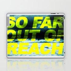 SO FAR OUT OF REACH (Psalm 143) Laptop & iPad Skin