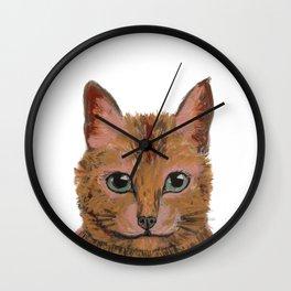 Sweet Girl Wall Clock