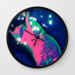 Boo Jetson Wall Clock