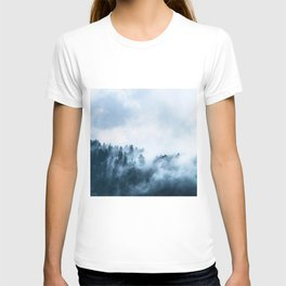 The Wilderness, Foggy Forest T-shirt