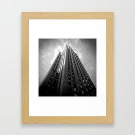 30Rock Framed Art Print