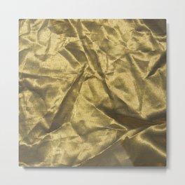GOLDI Metal Print
