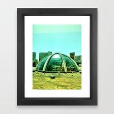 Atrium Framed Art Print