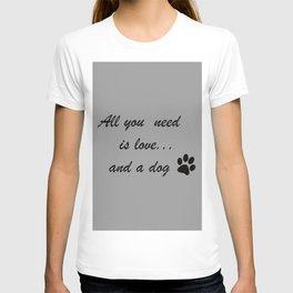 Love Dogs T-shirt