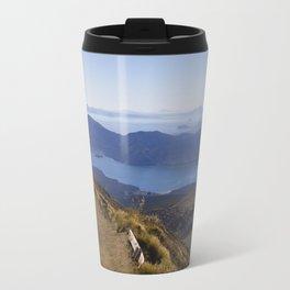 A long walk home - New Zealand Travel Mug