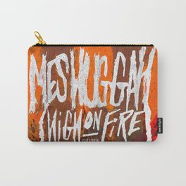 Meshuggah and High on Fire live in Berlin  — November 2016 Carry-All Pouch