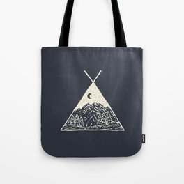 feel the outdoors Tote Bag
