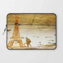 Alcoholics Anonymous at Tour Eiffel Laptop Sleeve