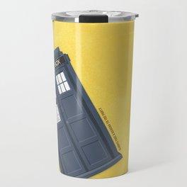 9th Doctor - DOCTOR WHO Travel Mug